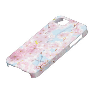 De Bloesem van de kers Barely There iPhone 5 Hoesje