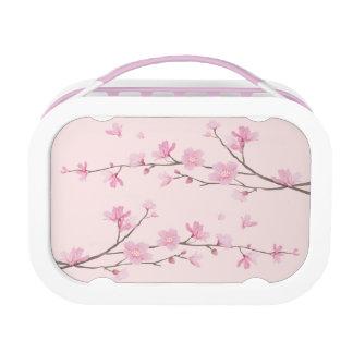 De Bloesem van de kers - Roze Lunchbox