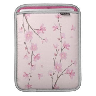 De Bloesem van de kers - Roze Sleeves Voor iPad