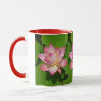 De Bloesem van Lotus Mok