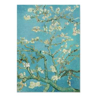 De Bloesems van de amandel door Vincent van Gogh Kaart