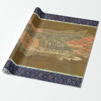De Boeddhistische Monnik Kshitigarbha van Bhikkhu Cadeaupapier