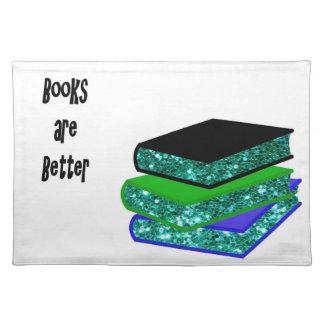 De boeken zijn Beter Placemat