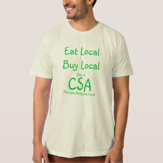 De Boerderijen van de Binnenplaats van Michigan T Shirt