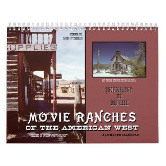 De Boerderijen van de film van het Amerikaanse Kalender