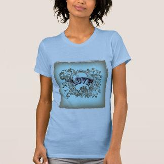 de Boheemse elegante oude mode bloeit versierd T Shirt