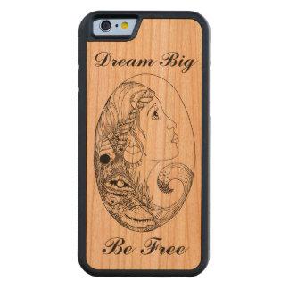 De Boheemse Grote Droom van de Zigeuner van het Kersen iPhone 6 Bumper Hoesje