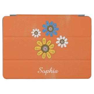 De Boheemse Kleurrijke Naam van de Douane van iPad Air Cover