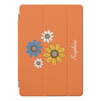 De Boheemse Kleurrijke Naam van de Douane van iPad Pro Cover