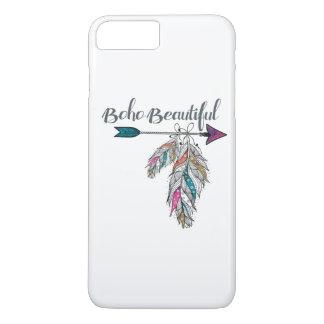 De Boheemse Mooie Dekking van de Telefoon iPhone 8/7 Plus Hoesje
