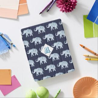 De Boheemse Olifanten van Lotus iPad Cover