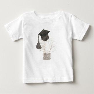 De Bol van het afstudeerder Geen T-shirt