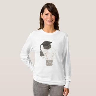 De Bol van het afstudeerder Verbindingsdraad van T Shirt