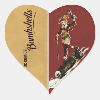 De Bom van Quinn van Harley Hart Stickers