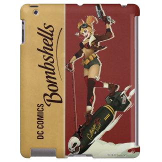De Bom van Quinn van Harley iPad Hoesje