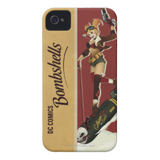 De Bom van Quinn van Harley iPhone 4 Hoesje