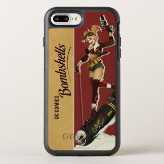 De Bom van Quinn van Harley OtterBox Symmetry iPhone 7 Plus Hoesje