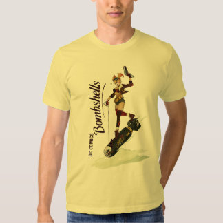 De Bom van Quinn van Harley Shirts