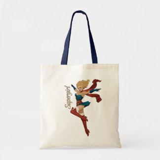 De Bom van Supergirl Draagtas
