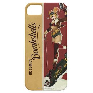 De Bommen Pinup van Quinn van Harley Barely There iPhone 5 Hoesje