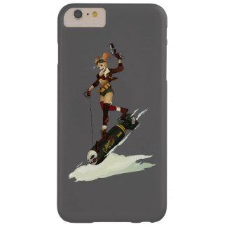 De Bommen Pinup van Quinn van Harley Barely There iPhone 6 Plus Hoesje