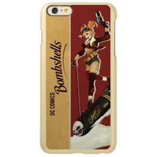 De Bommen Pinup van Quinn van Harley Incipio Feather® Shine iPhone 6 Plus Hoesje
