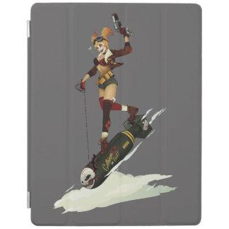 De Bommen Pinup van Quinn van Harley iPad Cover