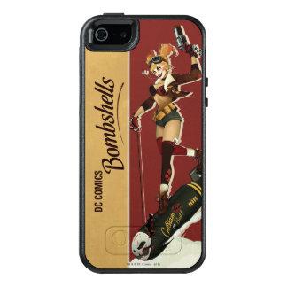 De Bommen Pinup van Quinn van Harley OtterBox iPhone 5/5s/SE Hoesje