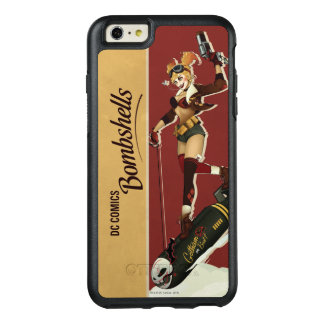 De Bommen Pinup van Quinn van Harley OtterBox iPhone 6/6s Plus Hoesje