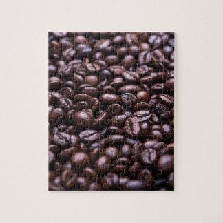 De Bonen van de koffie Legpuzzel