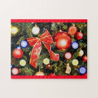 De boog van Kerstmis Puzzel