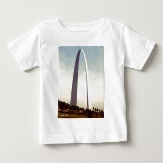 De Boog van St.Louis Baby T Shirts