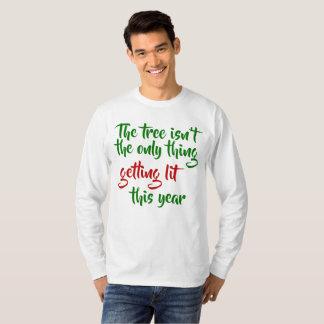 De boom is niet het Enige Ding die Lit krijgen T Shirt