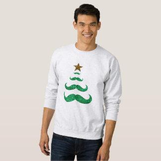 de boom mannen sweatshirt van snorKerstmis