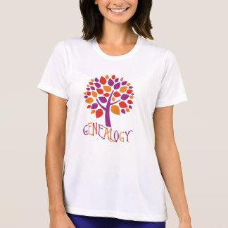 De Boom van de genealogie T-shirts