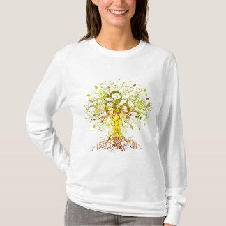 De Boom van de herfst T Shirt