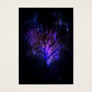 De Boom van de mysticus Visitekaartjes