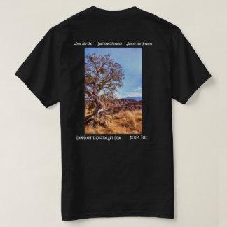 De Boom van de woestijn T Shirt