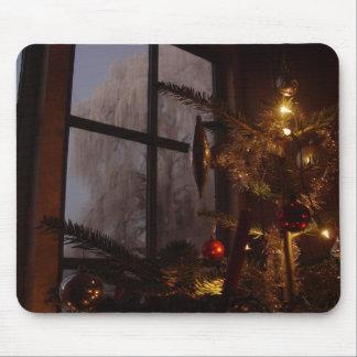 De boom van Kerstmis Muismat