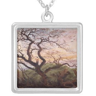 De boom van Kraaien, 1822 Zilver Vergulden Ketting