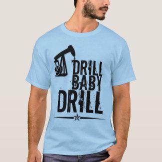 De Boor van het Baby van de boor T Shirt