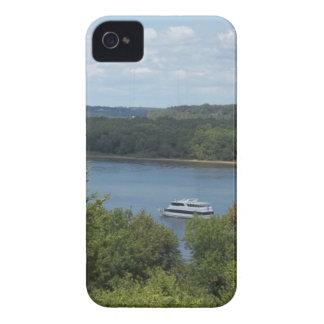 De boot van de Rivier van de Mississippi iPhone 4 Hoesje