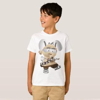 De Boot van de T-shirt van Hanes TAGLESS® van het