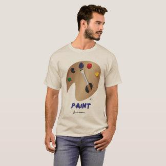 De Borstel & het Palet van de verf T Shirt