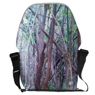 De bos Zak van de Boodschapper van het Ontwerp Messenger Bag