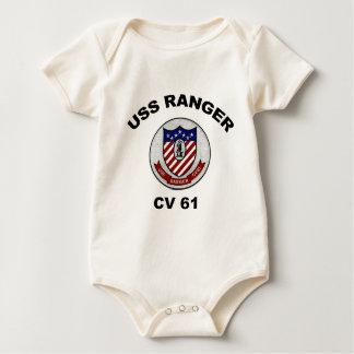 De Boswachter van cv 61 Baby Shirt
