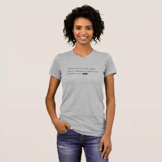 De Bourbon van de papa T Shirt