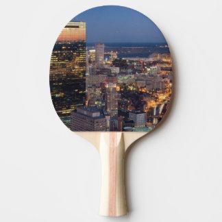 De bouw van Boston met lichte slepen op weg Tafeltennis Bat