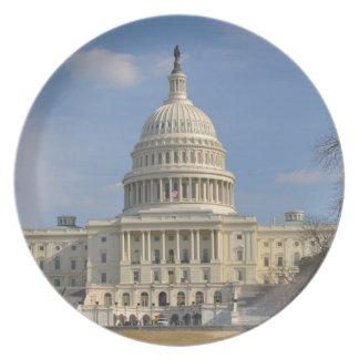 De Bouw van Capitol Hill van het Washington DC Melamine+bord