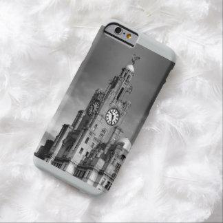 De Bouw van de Lever van Liverpool Barely There iPhone 6 Hoesje